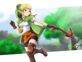 linkle Crossbow by Orcaleon