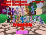 Hexed OC Pony Pack by Kev-Dee