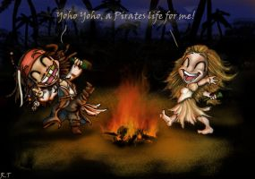 A Pirateslife for me by Ruth-Tay