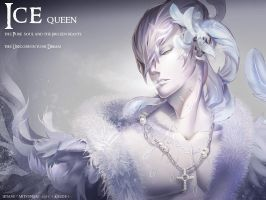 ice queen by Remontant