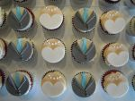 Wedding Cupcakes by cake4thought