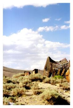 Bodie, Ca by abstractink