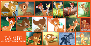 Bambi Collage by Scamp4553