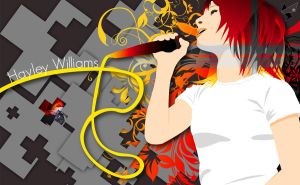 Hayley Williams by artrias
