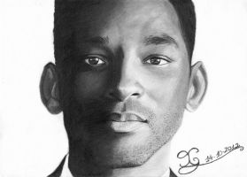 Will Smith by CarinaGM