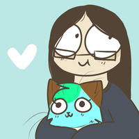 *chouchou is very big* by cookiiecats