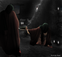imam hassan (A.S) by fo9fo9
