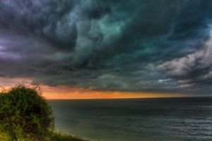 The Calm After the Storm by mariustipa