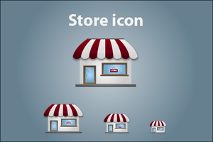 Store icon by witteia