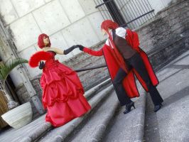 Bloody Love by TsukiLion