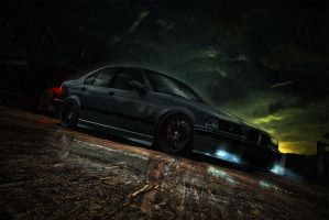 BMW E36 by seisman