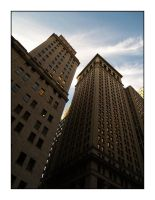 NYC, Buildings by severfire