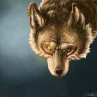 .:Solace:. Speedpaint by snorgolwolks