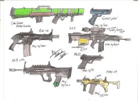 Weapons cache 17 by BlackKnife12