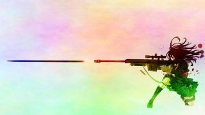 Butterfly M82A1 Wallpaper by Villah