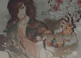 Date Masamune - the perfect guy by xFluffyBunnyx
