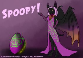 [Egg Adopt] Spoopy by Ulario