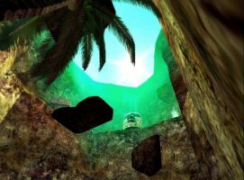 Gunz The Duel Map - Paradise Island / Palms by CianDesign