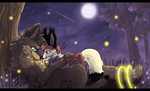 You and me tonight by Pharaonenfuchs