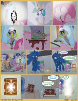 MLP The Rose Of Life pag 92 by j5a4