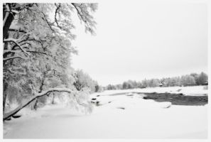 Snowy River Landscape by sudd