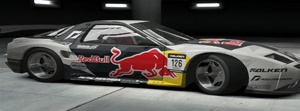 Red Bull Gives You Wings...And Smoked Tires by CarlostheBat36