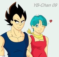Smile for me by Yellowbulma