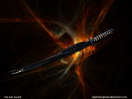 The Lost Sword... by featheredpixels