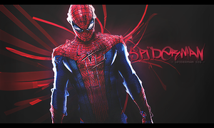 Spider Man by snakeARTWORK