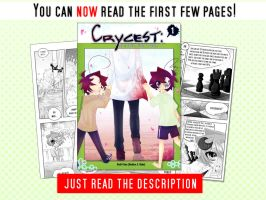 Read the first few pages of Crycest:Everlasting! by Nadi-Chan