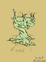 Sketchblog: Rooted by FlyingRam