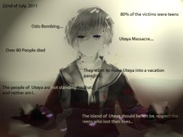 Norway 2011 Bombing/Massacre.... by SweetKitty999