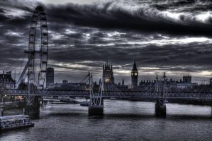Old London by mariagendelman