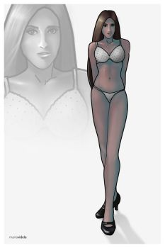 MyStyle Dotted Lingerie by UDeeN