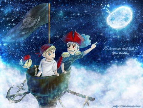 To the moon and back! [APH] by patty110692