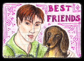 Martin And Benno Request ACEO 27 by Siobhan68