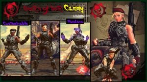 GOW Cammy SFXT final Download by MaesterLee