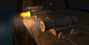 Pirate Cannons - Unity3d by DXC381