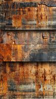 3 Free Rust Textures by kropped