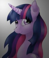 Twilight Sparkle by Golden-Freddy-1337