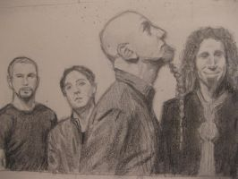 System Of A Down by chitraah