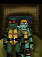 TMNT: You Hate Me by Duzz-machine-84