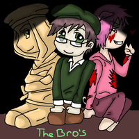 the bro's by evilfliqpy