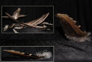 Feather Pack- Stock by Rainny-Stock