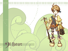 Beat Wallpaper by Yuuhiko