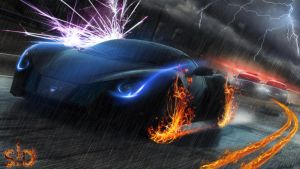 Need for Speed Most Wanted by Multigold99