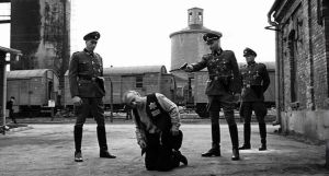 Execution of a Jew in a Nazi Death Camp by ShitAllOverHumanity