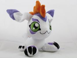Gomamon by MagnaStorm