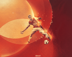Jack Wilshere by cassi94