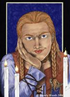 Trickster By Candlelight by BrandyWoods